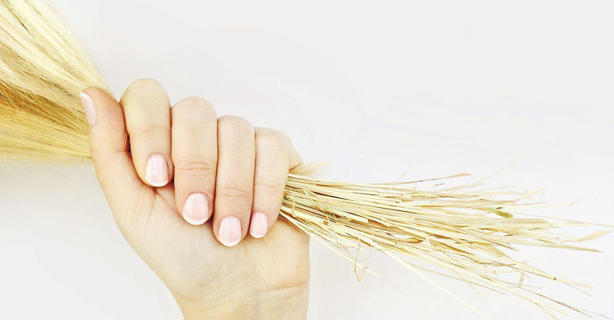 Сухие волосы - как лечить в домашних условиях