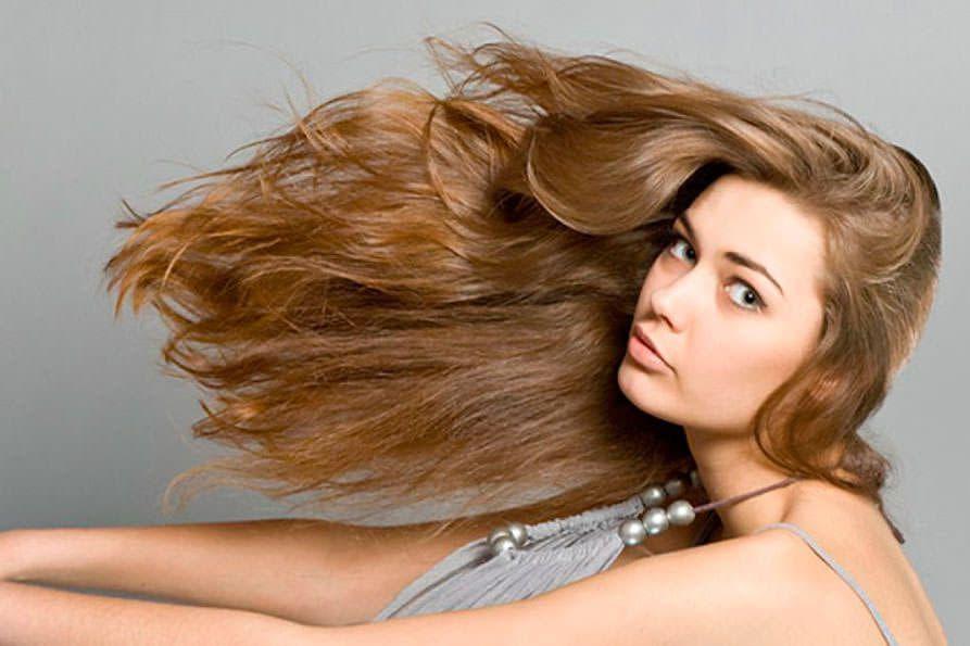 Стрижка на жидкие волосы