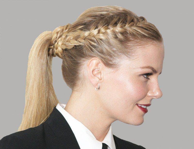 Интересные косички – уроки плетения кос для начинающих и схема пошагово