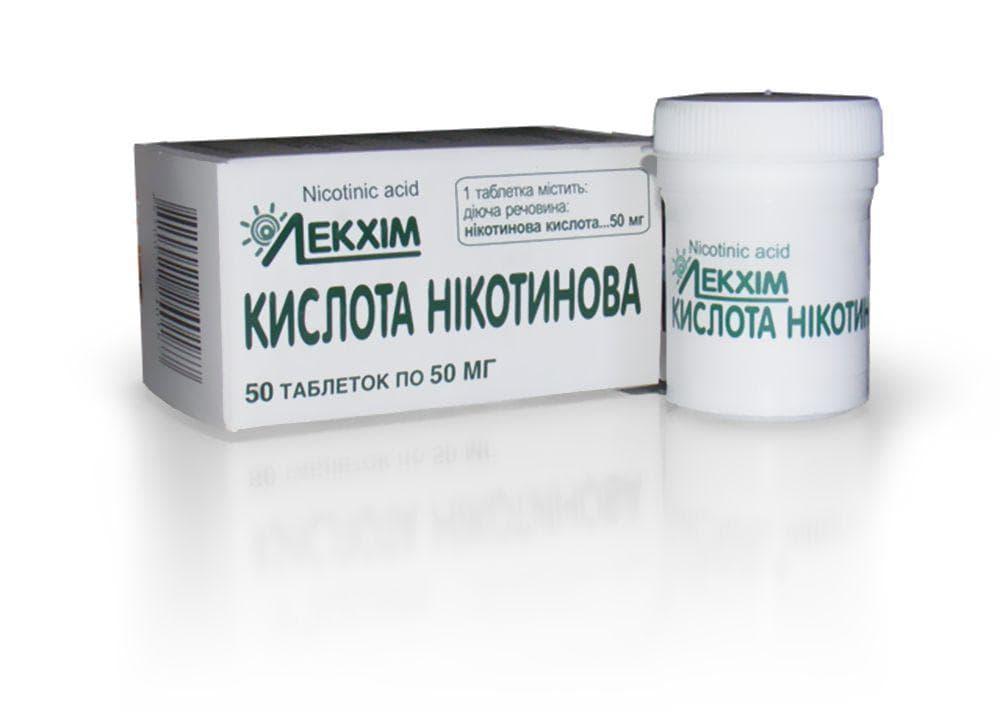 Маска с никотиновой кислотой для волос
