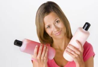 vibir shampunya