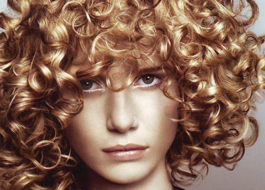 Как завивать волосы красиво