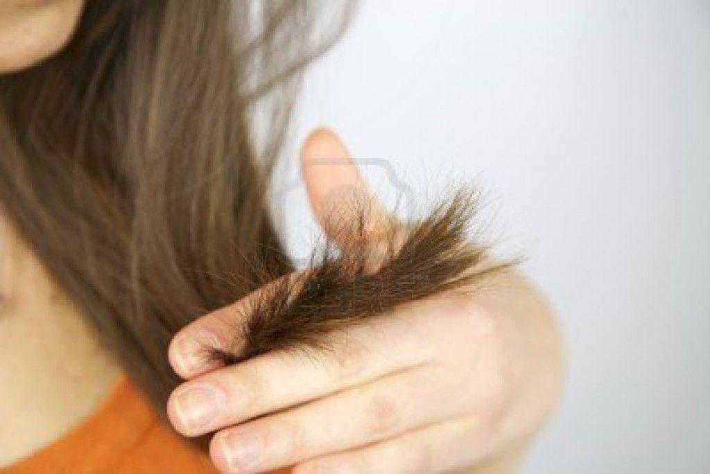 Секущиеся кончики волос лечение в домашних условиях