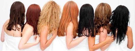 Как освежить темный цвет волос