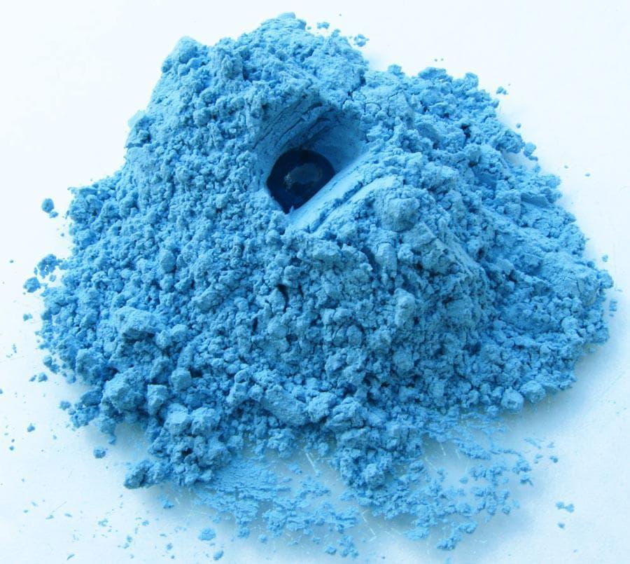 Голубая глина для волос применение