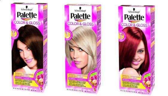 Palette Color&Gloss