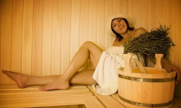 Медовая маска для волос в бане