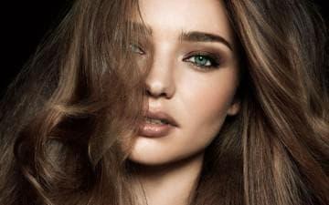 Русый шатен цвет волос