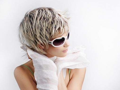 Венецианское мелирование с фото: модное решение для брюнеток и шатенок