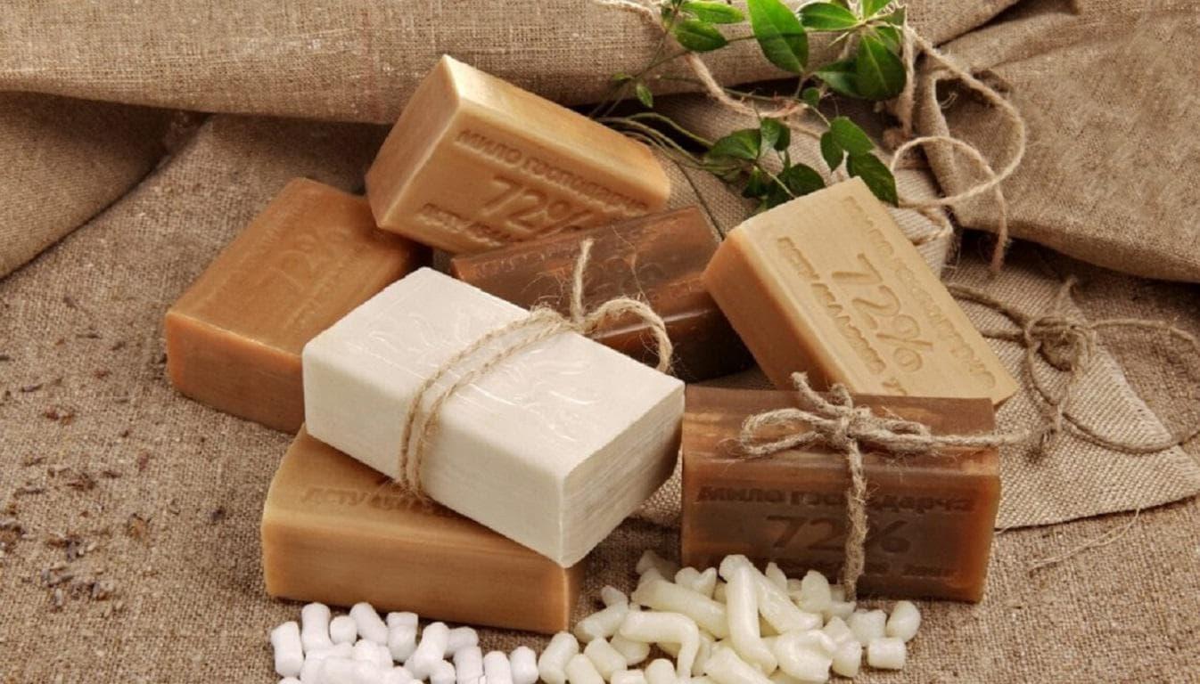 Хозяйственное мыло от перхоти способ применения