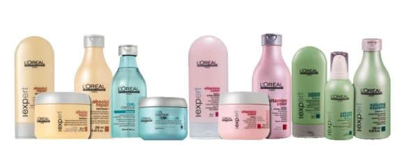 Loreal products