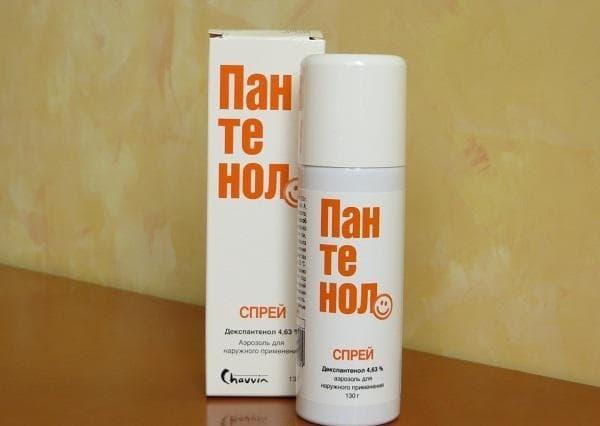Маска для волос с пантенолом — Волосы