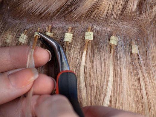 Средства для нарощенных волос на капсулах: каким шампунем мыть, бальзам