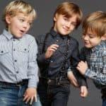 Самые модные стрижки для мальчиков