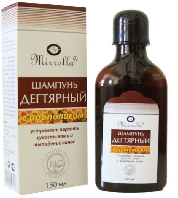 degtyarniy shampoon
