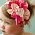 Будничные и праздничные прически для девочек в детский сад
