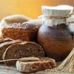 Chorny hleb dlya volos