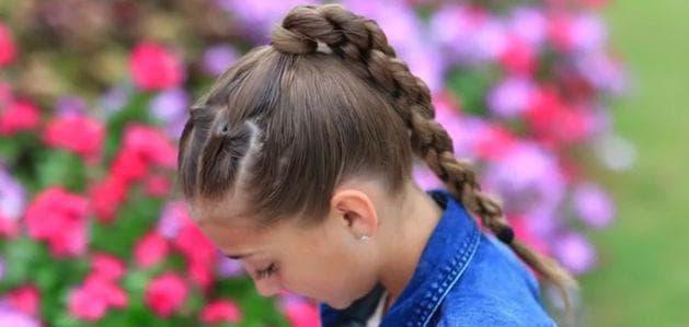 prichoska kosa