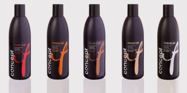 krasyashy shampoo